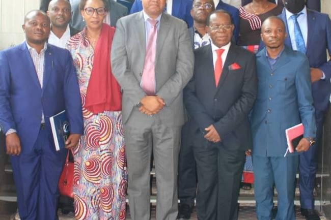 Les députés nationaux du Nord-Kivu à la rencontre de l'informateur Bahati Lukwebo