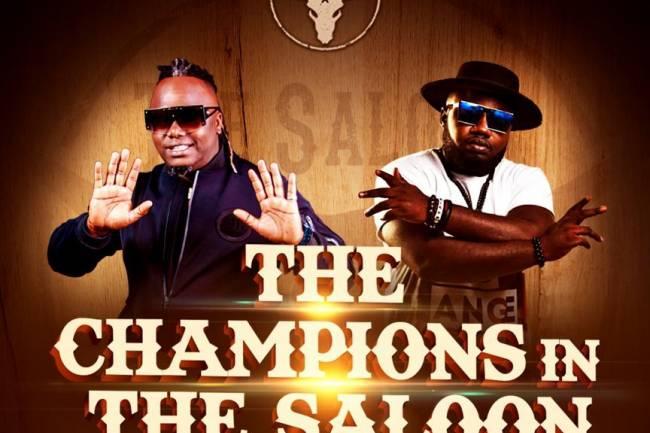 Mpakalove et Lionel Ekongo en double concert chez The Saloon à Goma