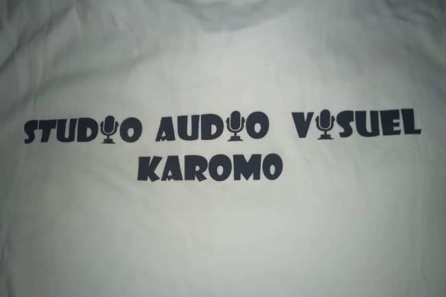 KAROMO STUDIO, LE NOUVEAU STUDIO DE QUALITÉ À GOMA