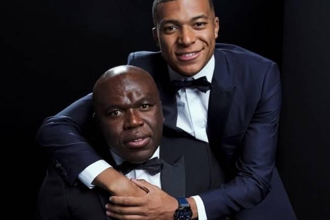 Mbappé : Le sang sportif coule dans ses veines...  Voici ses origines !