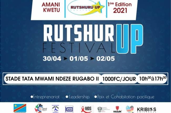 Le Festival RutshurUp, une première à Rutshuru !