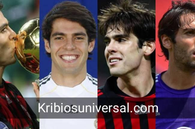 Les faits marquants du Joueur international Brésilien Kakà !