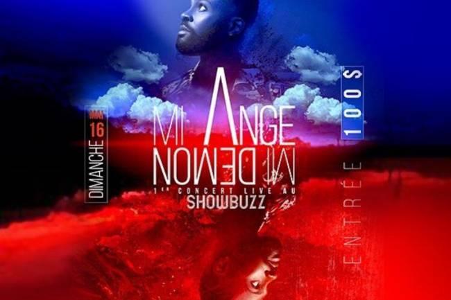 Héritier Wata présente son double album au ShowBuzz de Kinshasa en live !