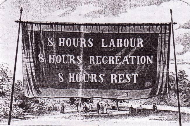 Voici comment le 1er mai est devenu la journée internationale des travailleurs