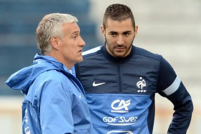 Euro: Le possible retour de Benzema dans l'équipe nationale de France...