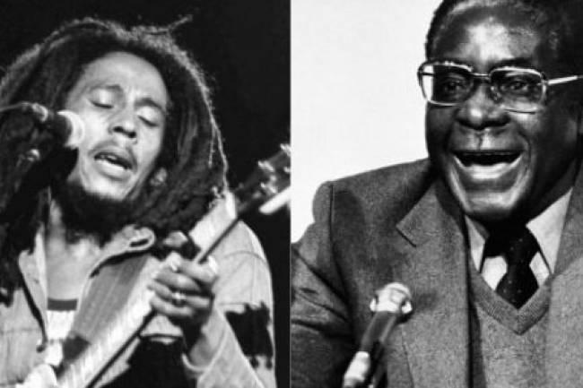 Le jour où Bob Marley et Robert Mugabe fêtaient l'indépendance de Zimbabwe...