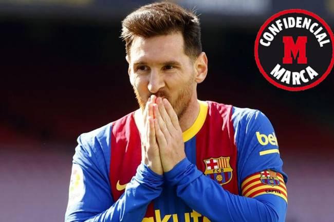 Coup de tonnerre à Catalogne : Fin de l'aventure Messi et le Barça !