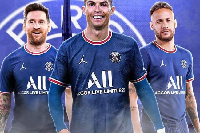 Cristiano Ronaldo bientôt au PSG ? Messi-Cristiano le duo de rêve ?