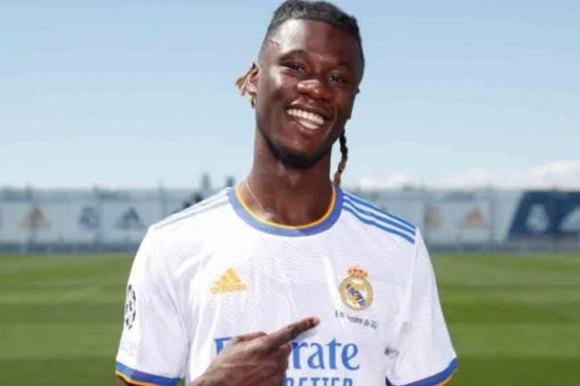 Les débuts réussis de Camavinga avec le Real Madrid