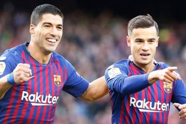 Le Barça ne lâche rien juste à 6 points du sacré !