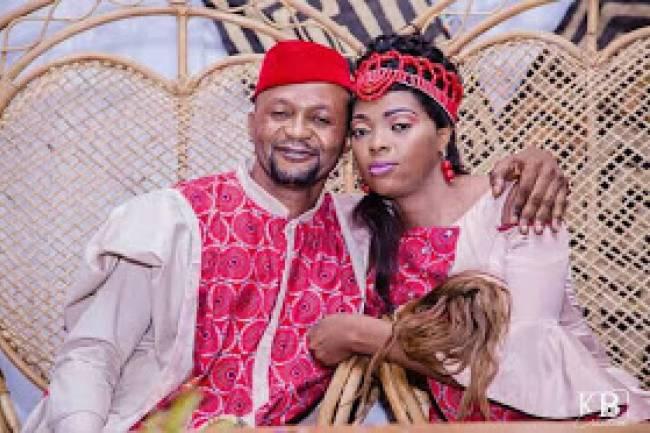 Le chantre Congolais José Nzita s'est remarié à la chanteuse Rachel Muzozona