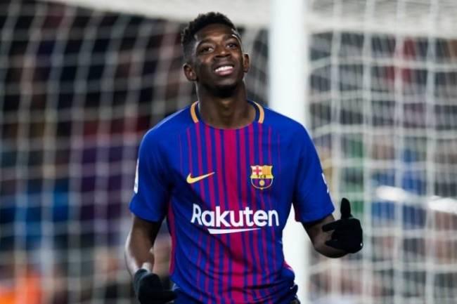 Coup dur pour le Barça: Dembélé absent pour 5 prochaines semaines !