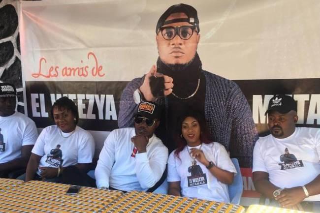 Affaire vol des bijoux à Kisangani: El Weezya Fantastikoh sort de son silence et clarifie tout