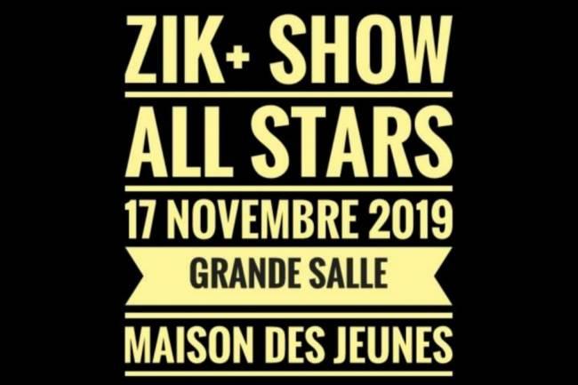 ZikPlus Show All Stars ou un événement qui marquera la chronique musicale de Goma