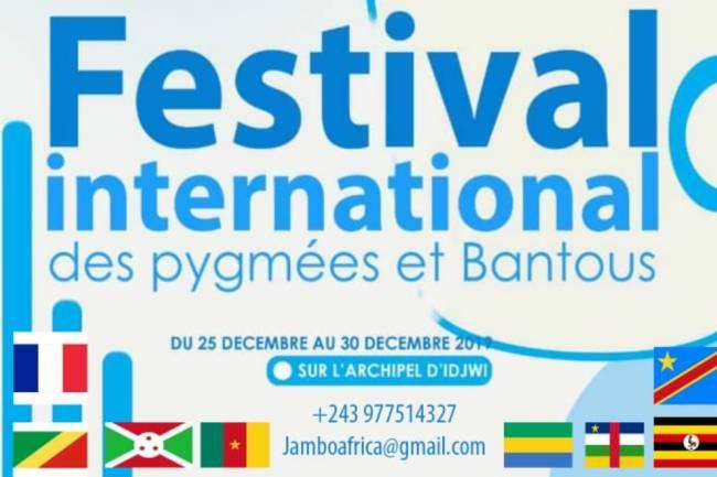 Festival International des Pygmées et Bantous sur l'île d'Idjwi: à la recherche de la cohabitation pacifique !