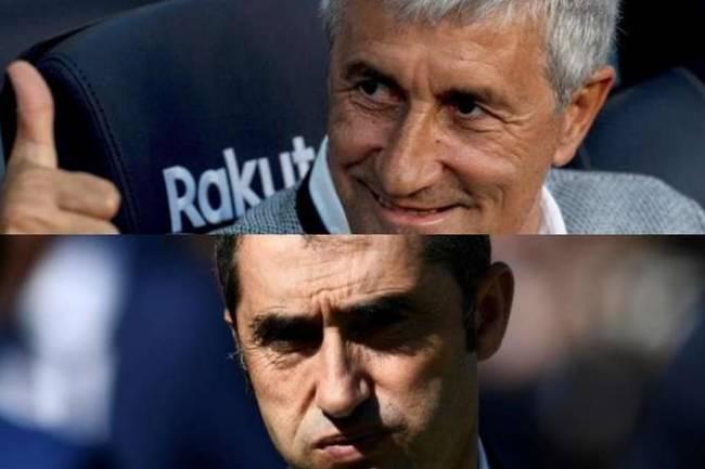 C'est officiel: Le Barça remercie Valverde, Setién prend la relève !