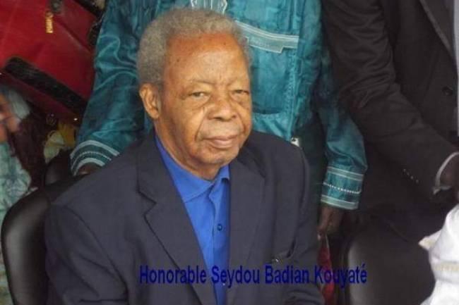 Seydou Badian Kouyaté l'un des pères de l'indépendance du Mali