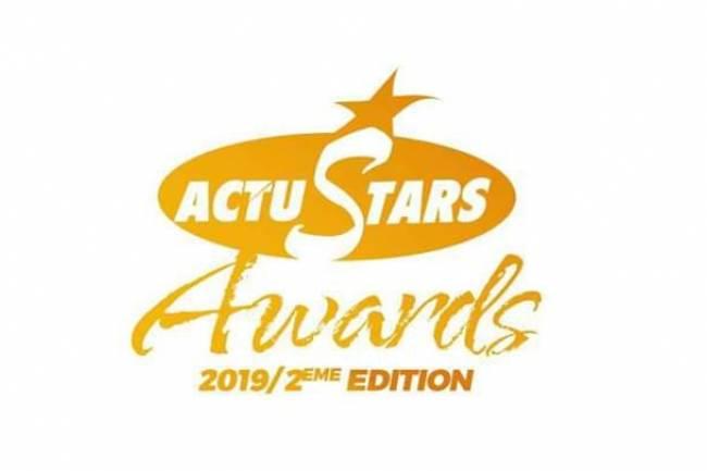 ActuStars Awards 2019: Voici la liste complète des lauréats de cette 2ème édition