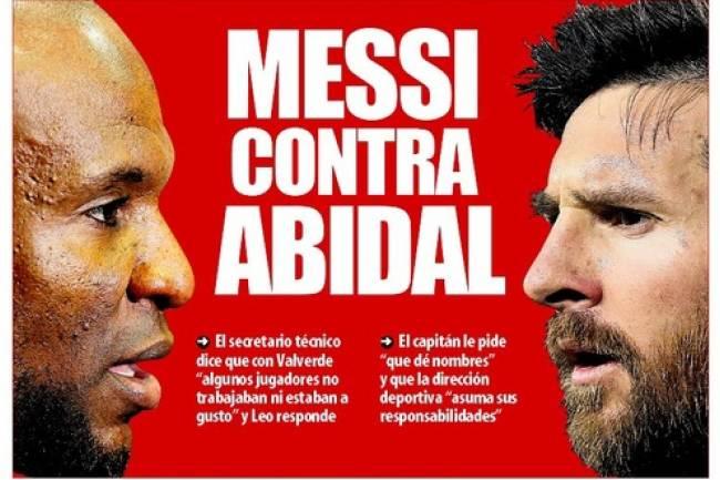 Un coup d'œil sur les unes des journaux sportifs espagnols du 5 février 2020