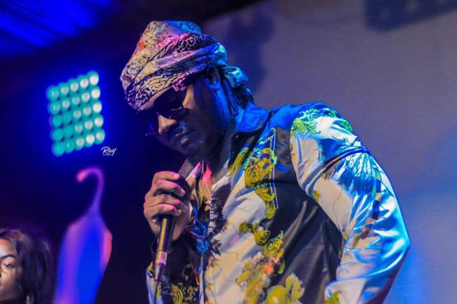 El Weezya Fantastikoh véritable star exceptionnelle au Kivu
