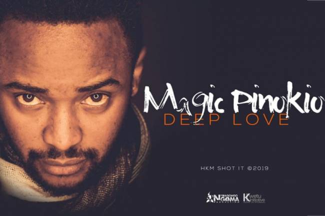 "Magic Pinokio publie le clip de sa chanson ""Deep Love"""