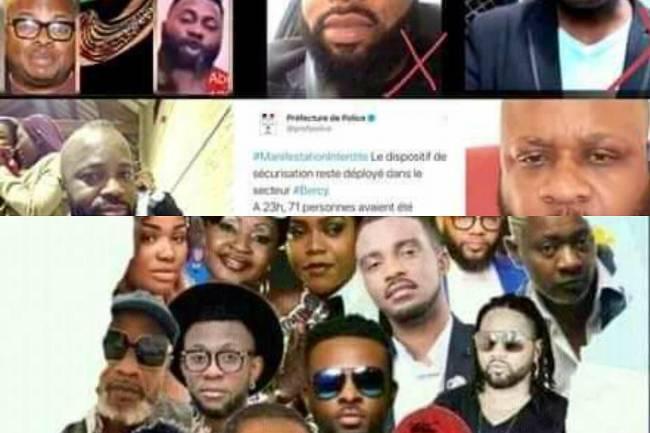 Musique congolaise menacée par la Diaspora congolaise!?