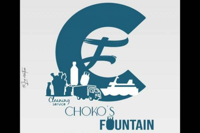 "Choko's Fountain, cleaning service ou le ""ouf ! "" de la population Kivucienne"
