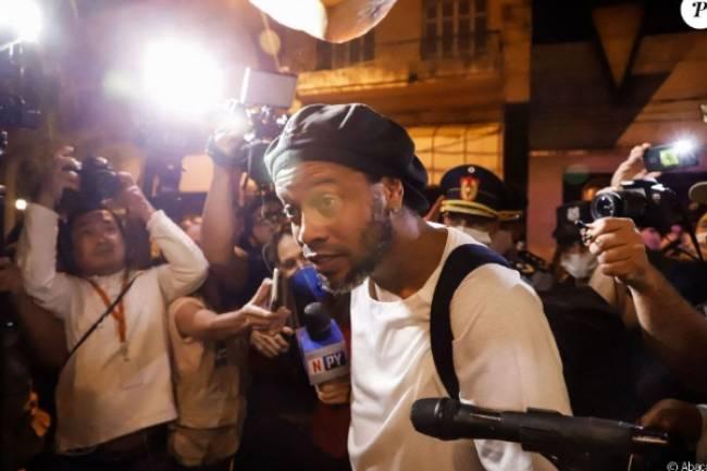 1.600.000 $, La caution que Ronaldinho a payé pour sa liberté provisoire