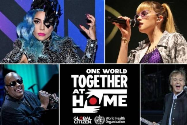 "8 Meilleures performances du concert ""One World Together At Home"""