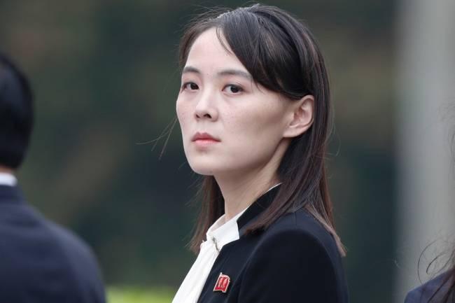 Kim Yo-Jong, la probable future chef de la Corée du Nord ?