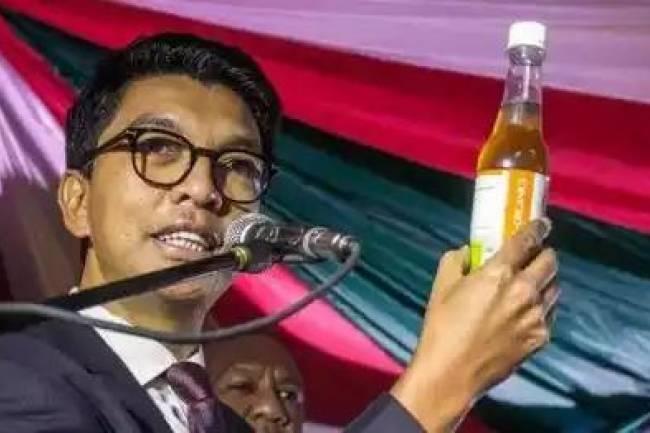 Affaires Covid-Organics: Andry Rajoelina répond à cœur ouvert l'OMS et l'Occident