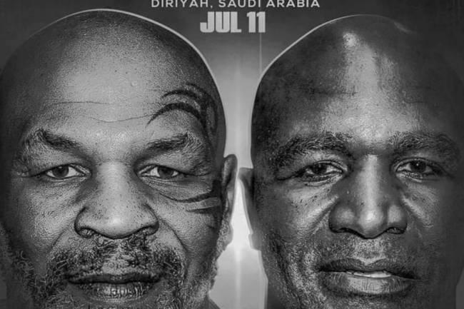 Tyson vs Holyfield: Le combat annoncé en Arabie pour juillet 2020 ?