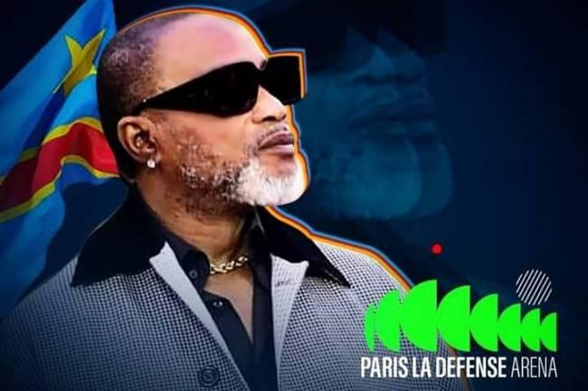 """Koffi Olomidé annonce """"Paris La Défense Arena"""", la plus grande salle Europeene !"""