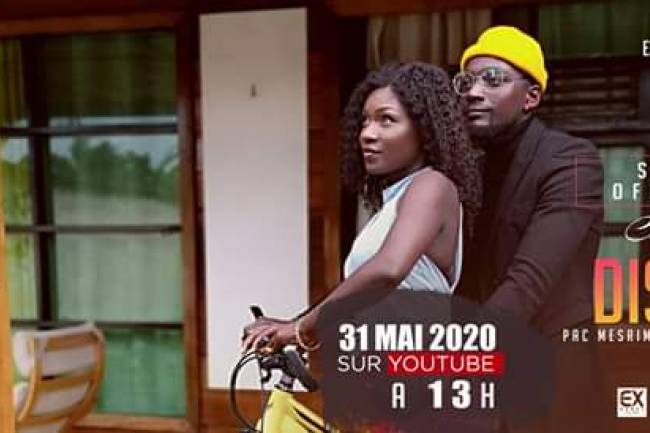 """Dis-moi"" Pac Mesrimes featuring Voldie Mapenzi pour ce 31 mai"