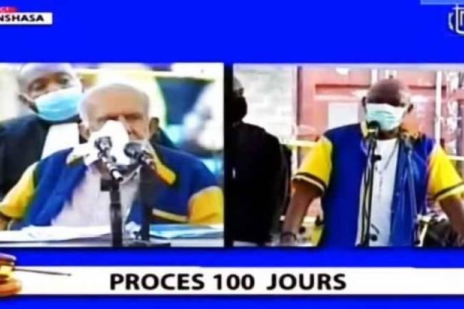 Procès 100 Jours : Rejet de la liberté provisoire pour Kamerhe et Jammal