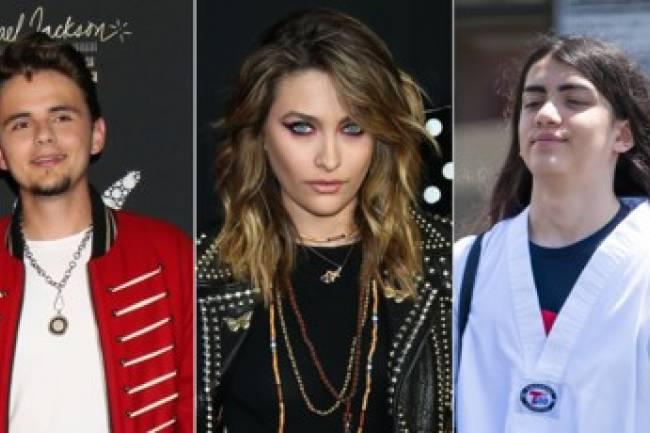 Que deviennent les enfants du King of Pop Michael Jackson?