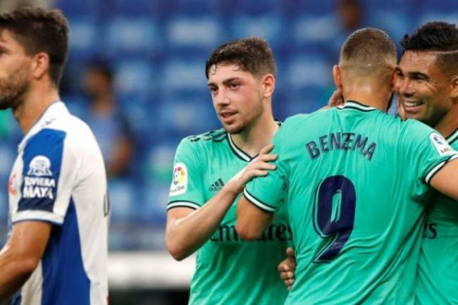 La Liga: Real Madrid en route vers un 34ième sacre