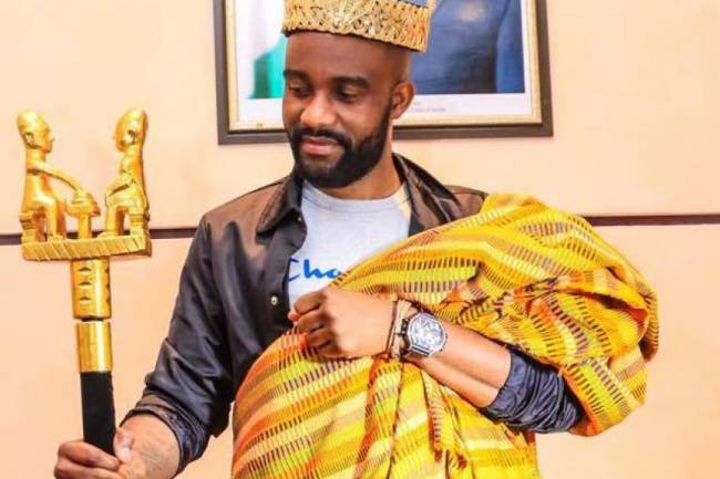 Fally Ipupa signe chez ULIVE AFRICA pour ses tournées spectaculaires