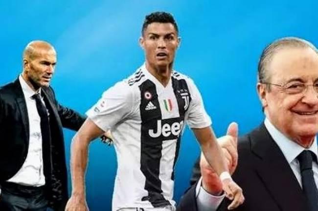 Cristiano Ronaldo se déchaîne sur son départ du Real Madrid :