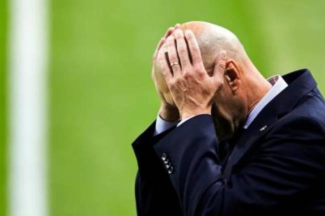 Coup dur pour Zidane avant le Clasico !