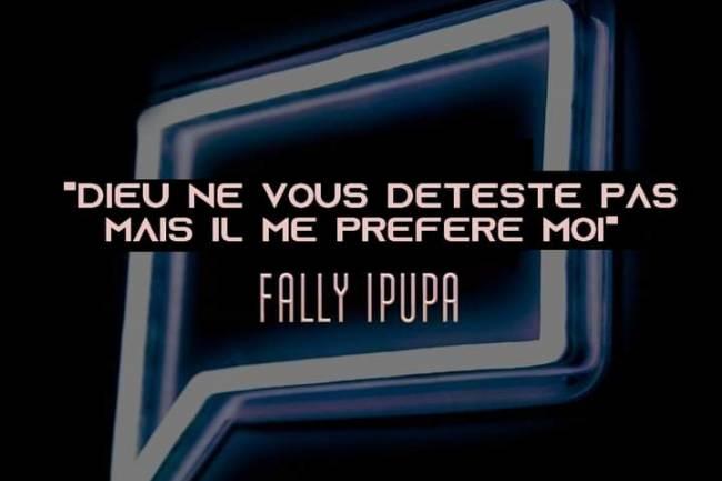 """Le """"Message"""" de Fally Ipupa joue la Double Casquette !"""