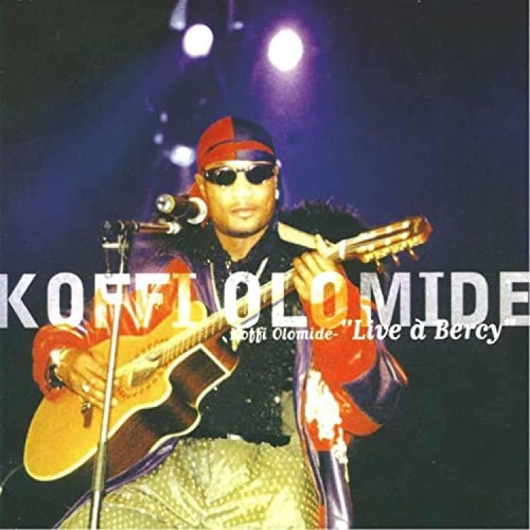 Quand Koffi Olomidé s'emparait de la France faisant la une avec son Live à Bercy