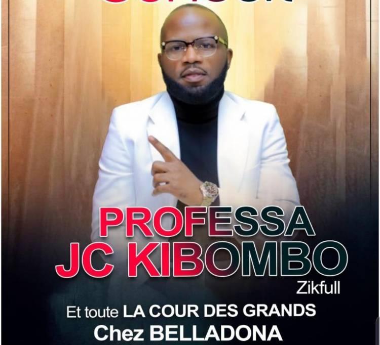 Inimaginable !!! Jc Kibombo chez Belladona: La police a gâché la fête !