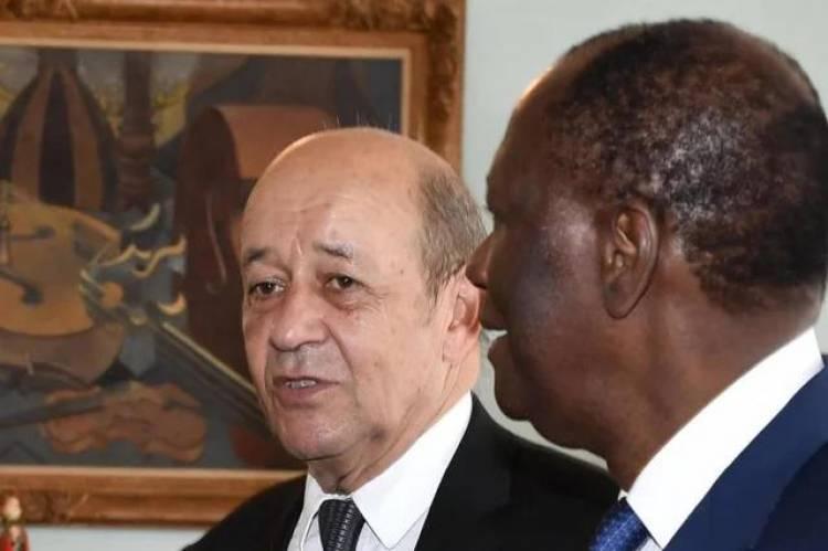 Affaire 3ème mandat: En fin, La France réagit à la réélection de Ouattara !