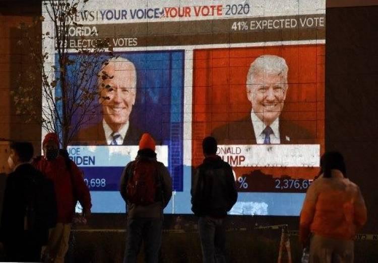EN DIRECT - Présidentielle américaine 2020: les 5 États qui peuvent faire basculer l'élection
