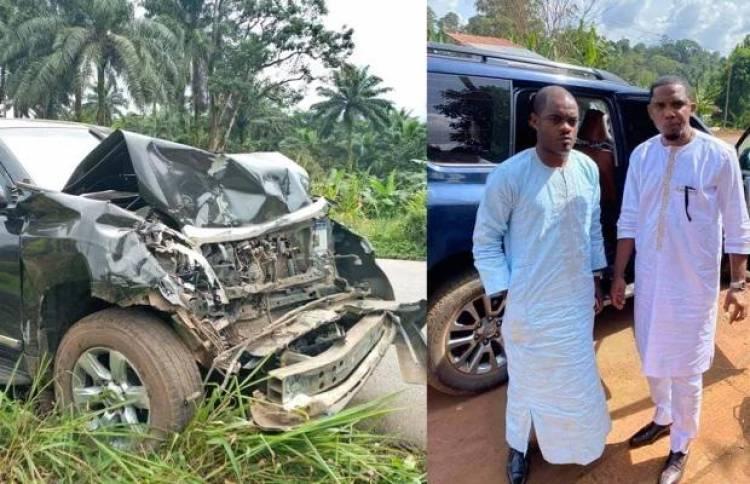 Urgent !!! Samuel Eto'o victime d'un accident de circulation, de quoi souffre-t-il ?