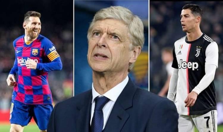 Qui, entre Cristiano et Messi ? Wenger révèle la différence !