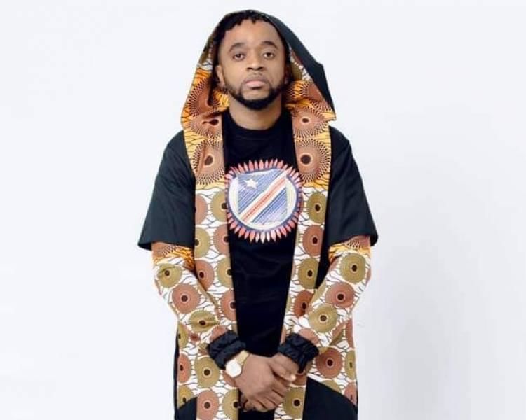"""Alesh, parmi les 3 finalistes et l'unique artiste Congolais, à remporter le prix international """"Fair-play Music With A Message"""""""
