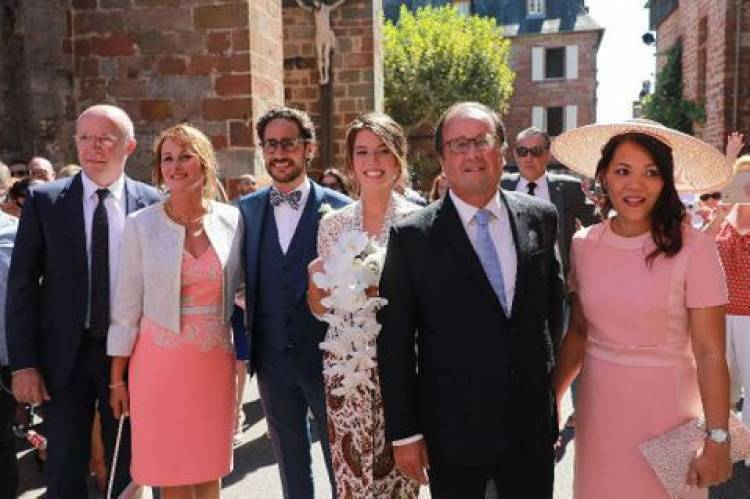 François Hollande fait la une : retour sur les femmes de sa vie