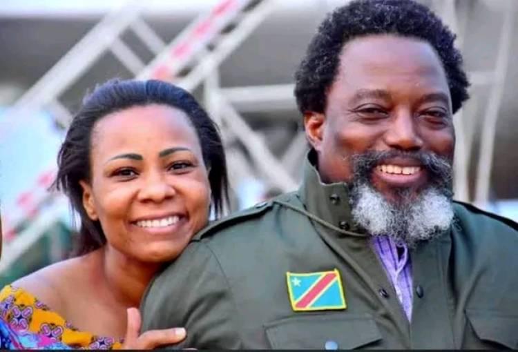Contre-attaque ? Enfin Olive Lembe Kabila répond aux détracteurs de son époux, Joseph Kabila !